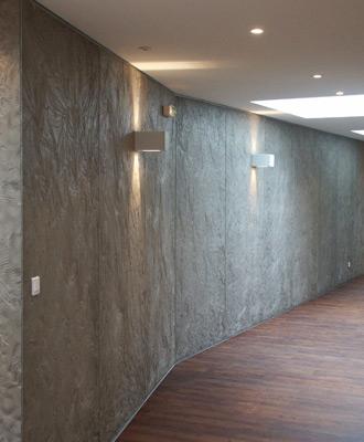 des panneaux de be ton de coratifs pour menuisiers et agenceurs les panneaux b ton roxiwall. Black Bedroom Furniture Sets. Home Design Ideas